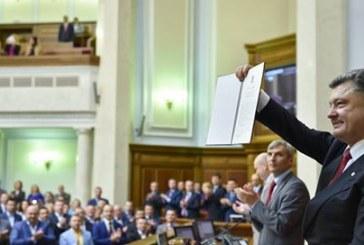 AB ile Ortaklık Anlaşması Parlamento'da oylandı, işte sonuç