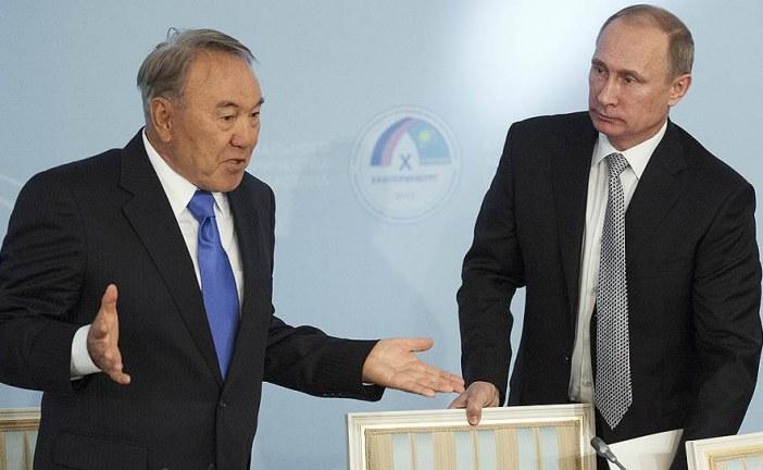 """Nazarbayev: """"Bağımsızlığımız tehlikeye girerse Avrasya Birliği'ne dahil olmayız"""""""