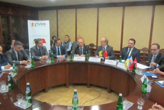 İş dünyasında yeni dönem, Türk işadamları kuruluşu Ukrayna Sanayi ve Ticaret Odası'nın üyesi oldu