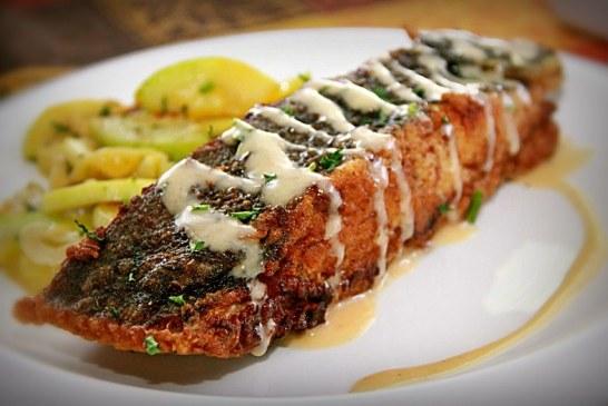 Reklam haber: Kiev'in lezzet ustası Tike'den kalkan tutkunlarına özel menü