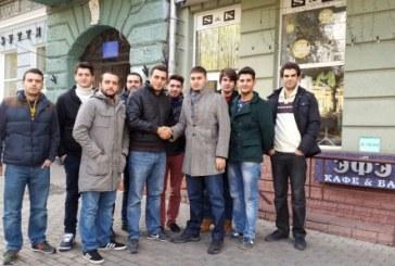 Odessa Türk Kültür ve Öğrenci Derneği'nde görev değişimi