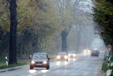 Trafikte kış sezonu başladı, şehirler arası yollarda farlar gündüz de açık olacak