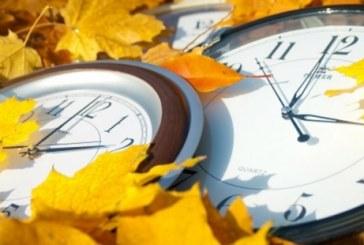 Ukrayna'da kış saati uygulaması, saatler 26 Ekim gecesi bir saat geri alınacak