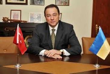 """Ukrayna'nın Ankara Büyükelçisi: """"Türk heyetinin Kırım yönetimi ile görüşmesi kabul edilemez"""""""