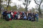 Odesa'daki Türk öğrenciler geleneği devam ettiriyor, İstanbul Park'ın temizliği herkese örnek oldu