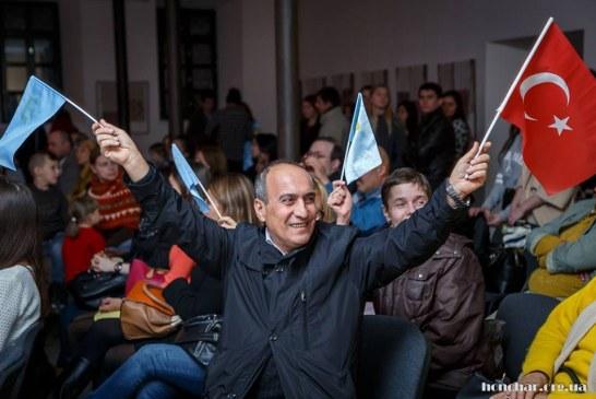 Kiev'de Türk Haftası düzenlendi (fotoğraflar)