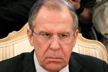 """Lavrov: """"Ukrayna'nın NATO'ya katılma isteği Ukraynalılar ve Avrupa'nın güvenliği için tehlikelidir."""