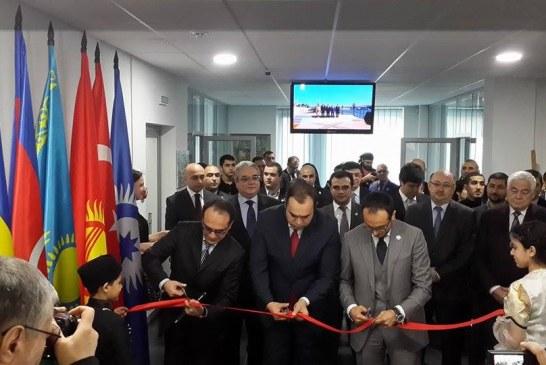 Türk Konseyi, Kiev'de Bölgesel Diaspora Merkezi açtı