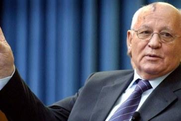 Gorbaçov'a Ukrayna'ya giriş yasağı