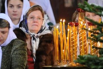 Ukrayna Ortodoks Noeli'ni kutluyor, зi святом!