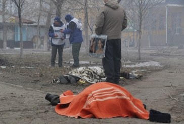 Mariupol'daki saldırıda bilanço ağırlaşıyor, son rakam: ikisi çocuk 27 ölü