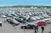 İkinci el otomobil ithalatı artıyor, altı ayda 321 bin otomobil Ukrayna plakası aldı