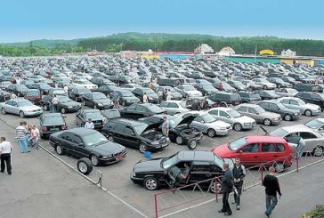 Yılbaşından bu yana 200 bin ikinci el otomobil Ukrayna'ya getirildi, yarısı 10 yaştan büyük