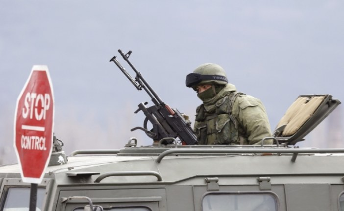 """Terörle Mücadele Merkezi Sözcüsü: """"iki Rus taburu sınırımızdan içeri girdi"""""""