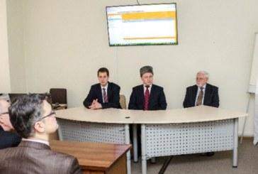 TİKA'dan Ukrayna Ticaret Politikası Geliştirme Merkezi'ne ekipman desteği