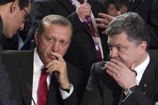 Poroşenko: 'Erdoğan'ın 20 Mart'taki ziyaretine hazırlanıyoruz' (Video)