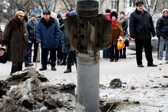 Yine siviller hedef alındı, Kramatorsk şehrine roket yağdı, 15 ölü 63 yaralı