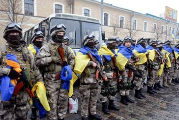 Ukrayna'da yedekler silah altına alınmaya başlandı