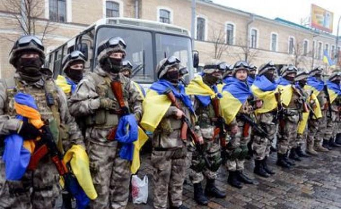 Doğudaki asker sayısı rekor seviyede, Devlet Başkanı Poroşenko açıkladı