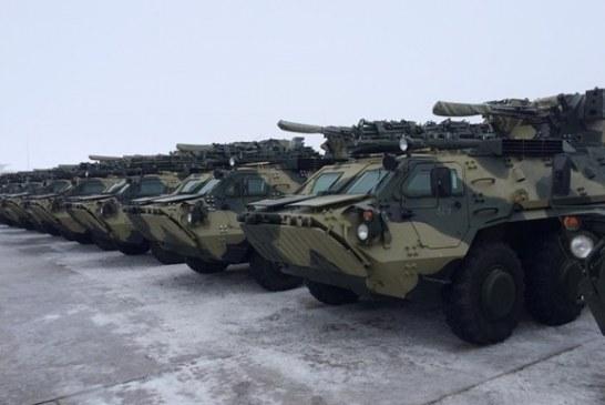Ukrayna geçen sene dünyaya 528 milyon dolarlık silah sattı, işte en büyük alıcılar