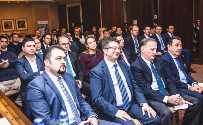Türk işadamları Ukrayna ekonomisini Kiev'de değerlendirdi (galeri)