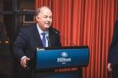 AGİT Ukrayna Gözlem Misyonu Başkanı Ertuğrul Apakan Türk işadamları ile bir araya geldi
