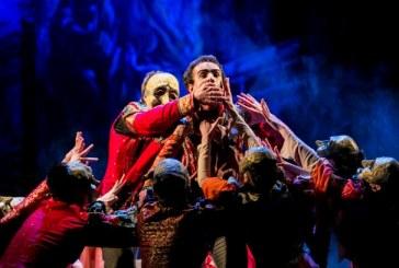 Kiev Modern Bale Tiyatrosu, Türkiye'deki tiyatro festivalinde sahne alıyor