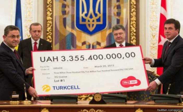 Çavuşoğlu: 'Turkcell Türk şirketlerine örnek olacaktır'