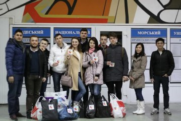 Асоціація турецьких студентів (OTKOD) реалізувала проект допомоги дітям – сиротам.