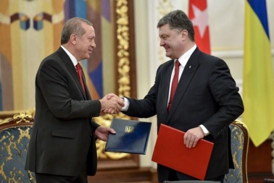 Türkiye'den Ukrayna'ya 50 milyon dolar bütçe desteği