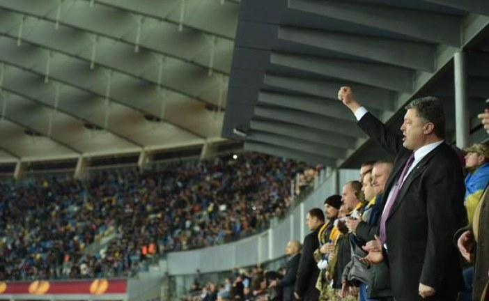 Dinamo Kiev – Everton: 5-2, Ukrayna için moral gecesi