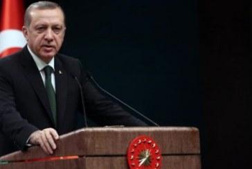 Erdoğan'dan Ukrayna – Rusya krizine yorum; 'karşı karşıya değil, yan yana görmekten memnuniyet duyarız'