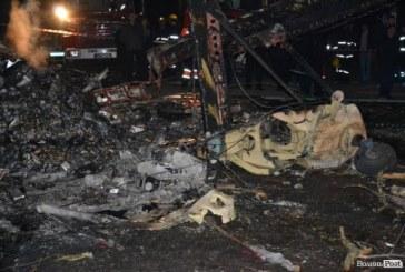 Kaçak sigara taşıyan uçak düştü iki kişi öldü