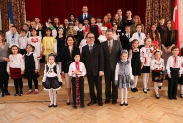 Візит Посла Турецької Республіки в Україні Йонета Тезеля до гімназії східних мов