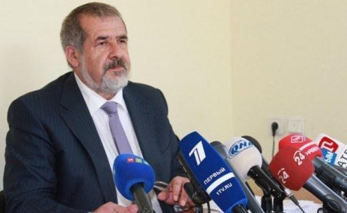 Çubarov olağanüstü hal ilan etti, Kırım Tatar Milli Meclisi'nin merkezi değişti