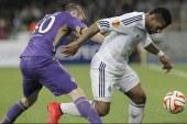 Dynamo Kiev Fiorentina karşısında fırsat kaçırdı  1-1