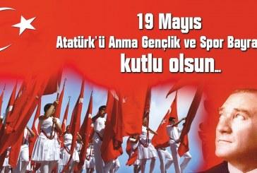 Bağımsızlık ateşi 99 yıl önce bugün yakıldı, 19 Mayıs kutlu olsun