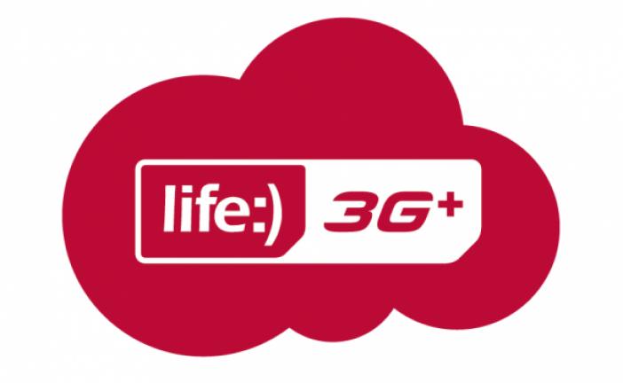 life:) 3G'ye başladı, ilk şehir Lviv