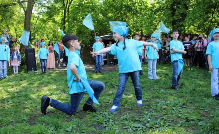 Kırım Tatarları Hıdrellez'i Kiev'de kutladılar
