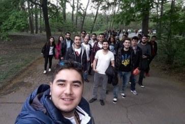 Türk öğrenciler Ukrayna'yı keşfediyor, OTKOD'dan Uman'a bahar gezisi