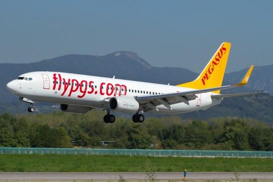 Pegasus açıkladı, Ankara'dan bir Ukrayna şehrine daha düzenli uçuşlar başlıyor