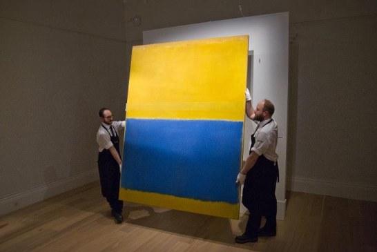 Bu tablo 46,5 milyon dolar'a satıldı
