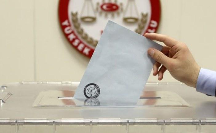 YSK verileri, Ukrayna'da kurulan sandıklarda 904 kişi oy kullandı