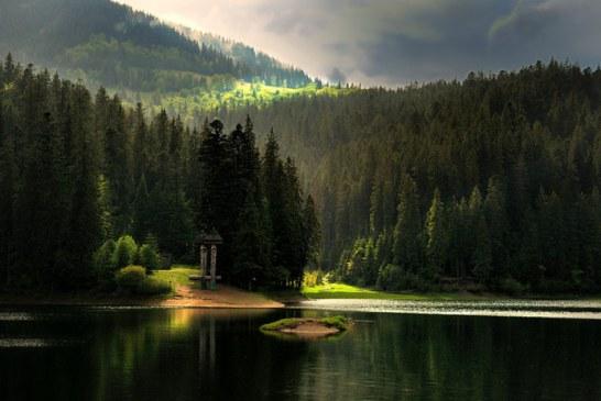 Як тебе не любити Україно, Karpatlar ve Sinevir Gölü'nün büyüleyici güzelliği (video)