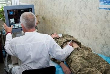 TİKA'dan Ukrayna'daki askeri hastaneye tıbbi ekipman desteği
