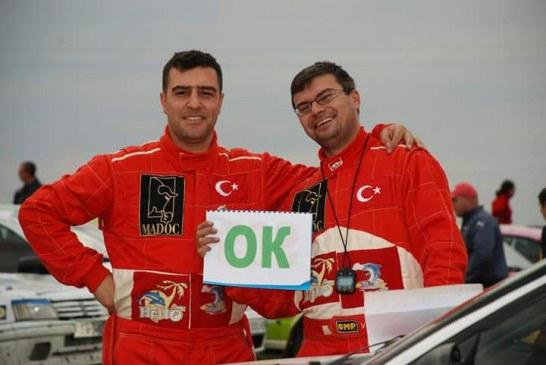 Ukrayna'da düzenlenen 'Tek Vatan' rallisinde Türk sporcu start alıyor