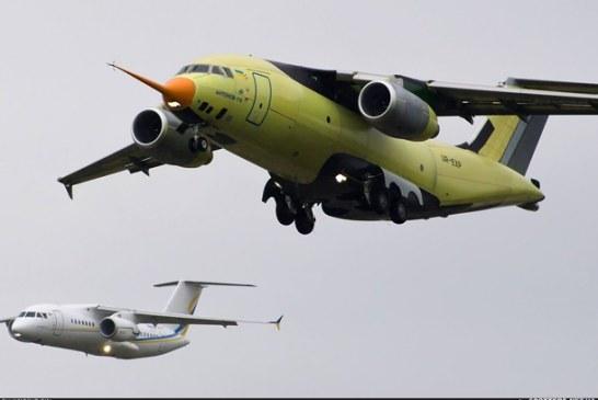 Made in Ukraine; Ukrayna'nın gururu AN 178 ilk uçuşunu gerçekleştirdi (video)