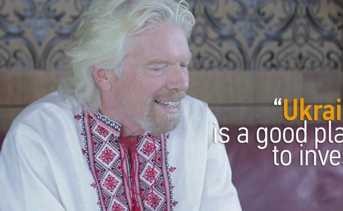 Virgin Group Ukrayna'ya yatırıma hazırlanıyor