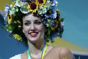 Ukraynalı sporcu atletizmde altın madalya kazandı