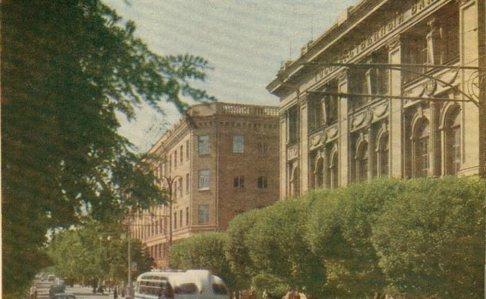 Geçmiş zaman olur ki, 1960'larda Dnipropetrovsk (Galeri)